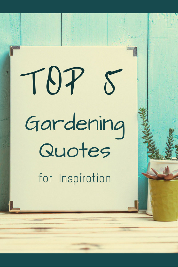 Top 5 Gardening Quotes for Inspiration , Gardening Know